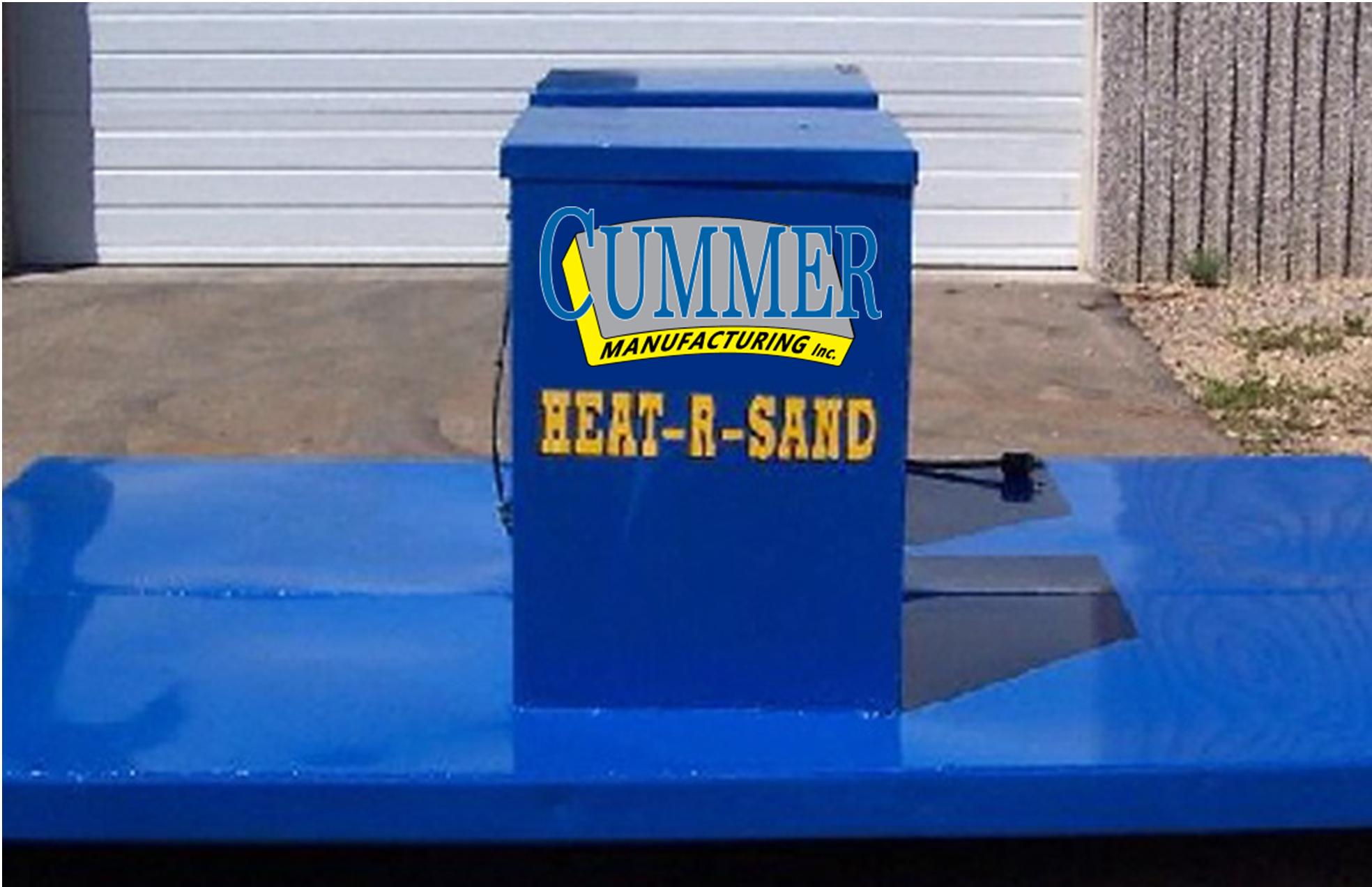 Heat-R-Sand